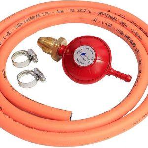 van life propane regulator