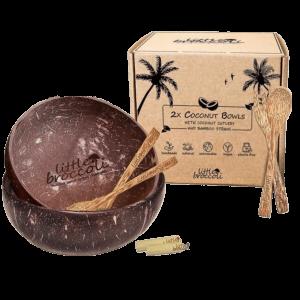 vanlife camping bowls coconut