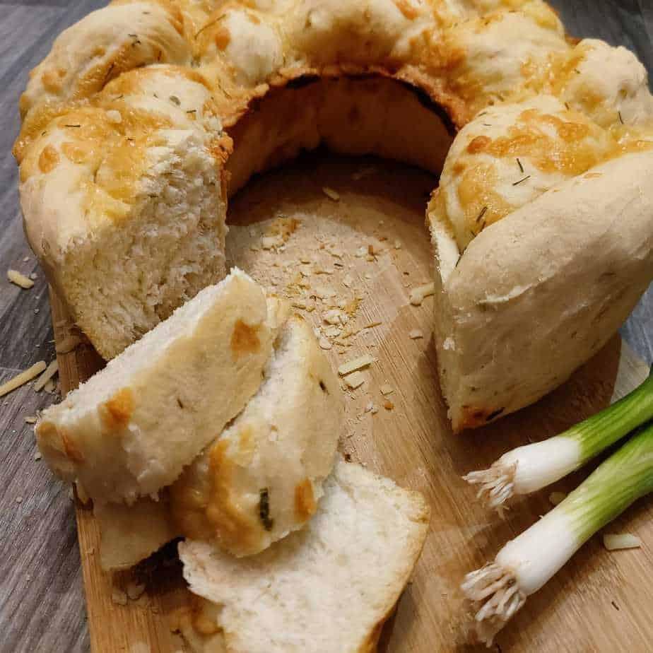 cheddar onion loaf