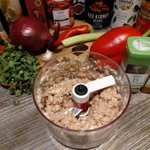 vegan chilli ingredients