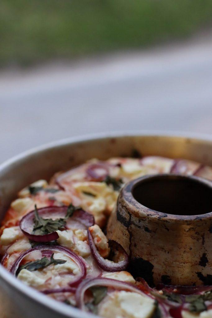 campervan pizza
