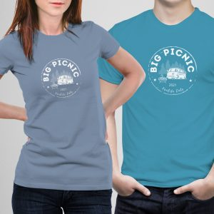 Vanlife T-shirt-big-picnic